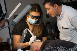 Sulema Permanent Makeup Instruction